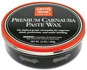 Premium Carnauba Paste Wax (14oz.) - Griot's Garage 11029
