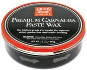Premium Carnauba Paste Wax (14oz.) - Griot's Garage 11029
