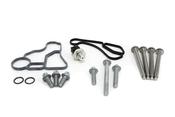 BMW Engine Oil Filter Housing Gasket Kit - 11428637821KT7