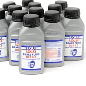 DOT 5.1 Brake Fluid (Case of 12) - Liqui Moly 20158KT