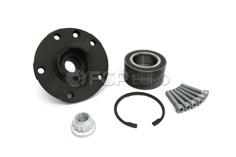 Porsche Wheel Bearing and Hub Assembly Kit - Febi/Genuine Porsche 34789KT
