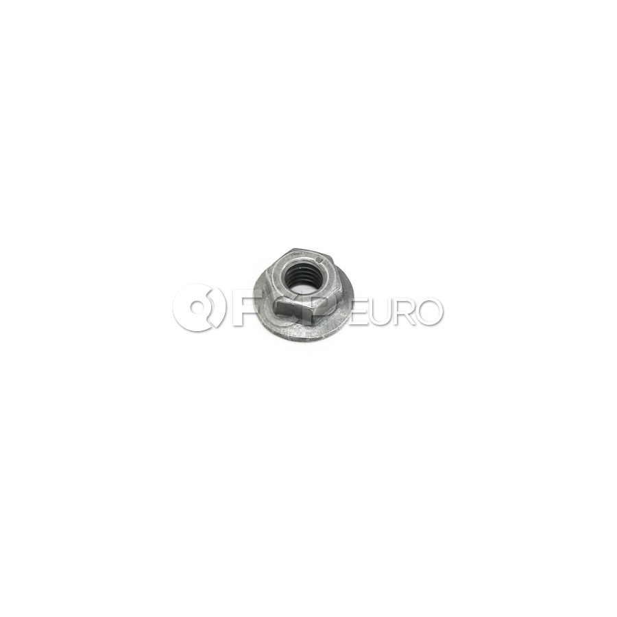 VW Porsche Hex Nut - Genuine VW N91157401