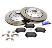Audi Brake Kit - VNE/Textar 4B3615601CKT2