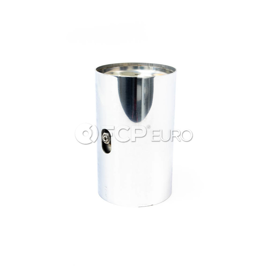 BMW Exhaust Tail Pipe Tip - Genuine BMW 18302354364