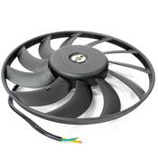 Audi Cooling Fan Motor - Mahle Behr 8E0959455K