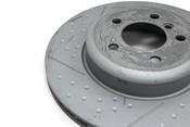 BMW Brake Disc - Zimmermann 34206797600