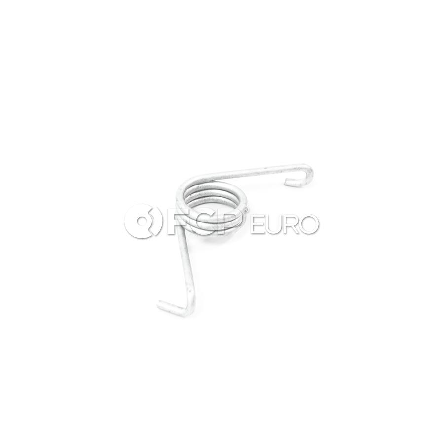 Audi Disc Brake Pad Retaining Clip Rear Left (A4 Quattro A4) - Genuine VW Audi 8E0615295E