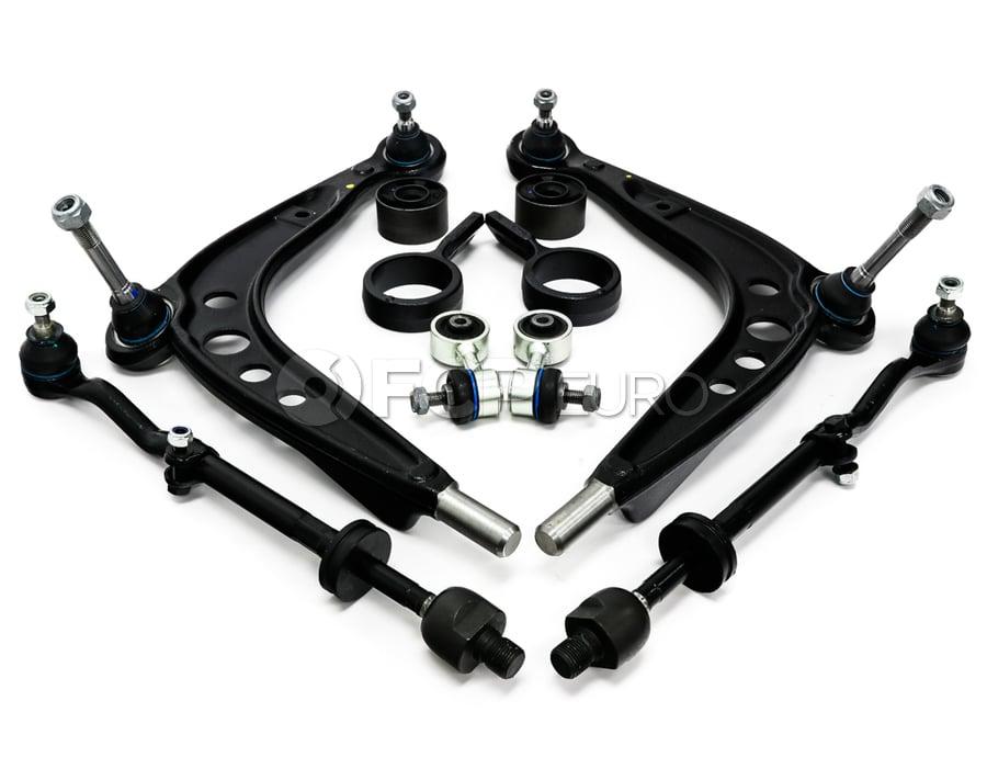 BMW 9-Piece Control Arm Kit - Lemforder E309PIECE-L