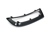 BMW Trim Grille Right (BlackSilver) - Genuine BMW 51117203848