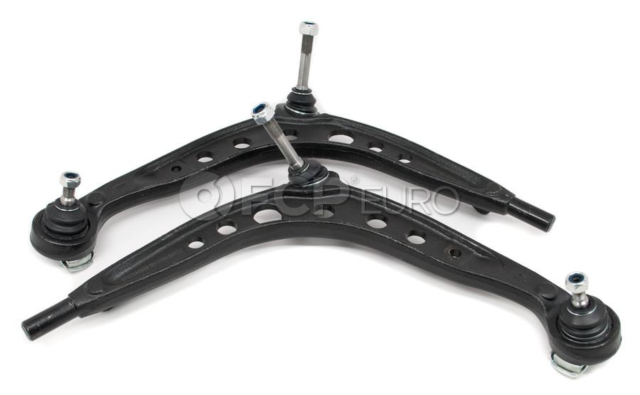 BMW 2-Piece Control Arm Kit - Meyle HD E36ARMSMY
