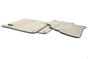 Mercedes Floor Mat Set - Genuine Mercedes 66294136