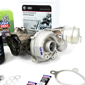 Audi K03 Turbocharger Kit - Borg Warner 078145701SKT2