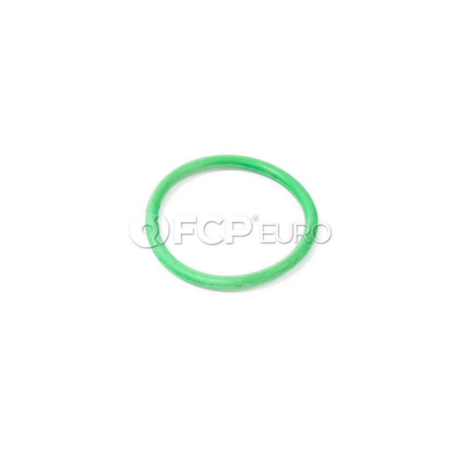 Audi VW Porsche Engine Coolant Pipe O-Ring (Q7 Jetta GTI) - Genuine VW Audi N90275302