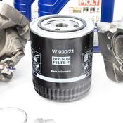 Audi K03 Turbocharger Kit - Borg Warner 078145701SKT3