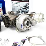 Audi K03 Turbocharger Kit - Borg Warner 078145701SKT