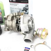 Audi K04 Turbocharger Kit - Borg Warner 078145705HPKT2