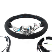 BMW Steering Wheel (M Performance) - Genuine BMW 32302344136