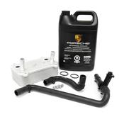 Porsche Engine Oil Cooler Kit - Nissens/Genuine Porsche 9PAOILCOOLERKT