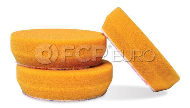 Orange Foam Correcting Pads (3in.)  - Griot's Garage 11241