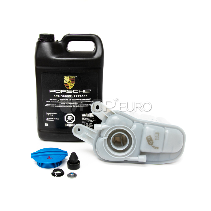 Porsche Expansion Tank Kit - Rein/Febi EPT0153KT