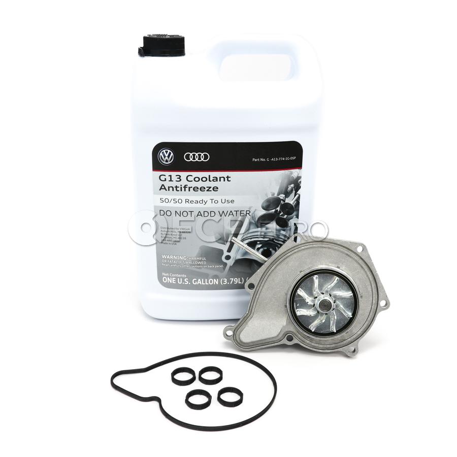 Audi Water Pump Kit - Graf 06E121018NKT