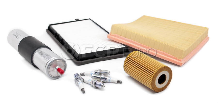 BMW Tune Up and Filters Kit (E36) - E36TUNEKIT4