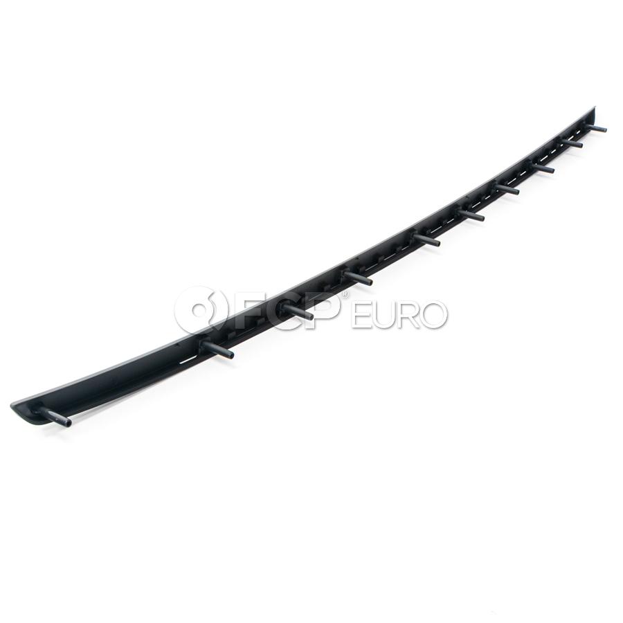 BMW Light Strip Door Front Left (Black) - Genuine BMW 51419139641