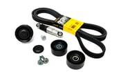Porsche Accessory Drive Belt Kit - Continental/INA 955BELTKT