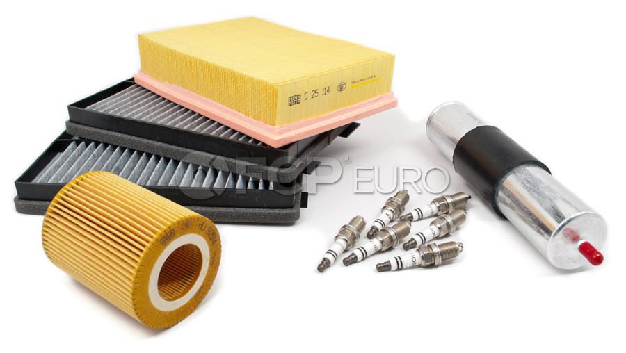BMW Tune Up and Filters Kit - E39TUNEKIT2