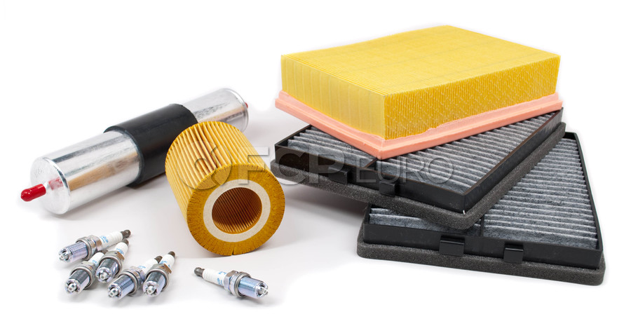 BMW Tune Up and Filters Kit - E39TUNEKIT3