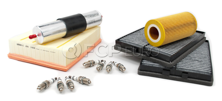 BMW Tune Up and Filters Kit - E39TUNEKIT4