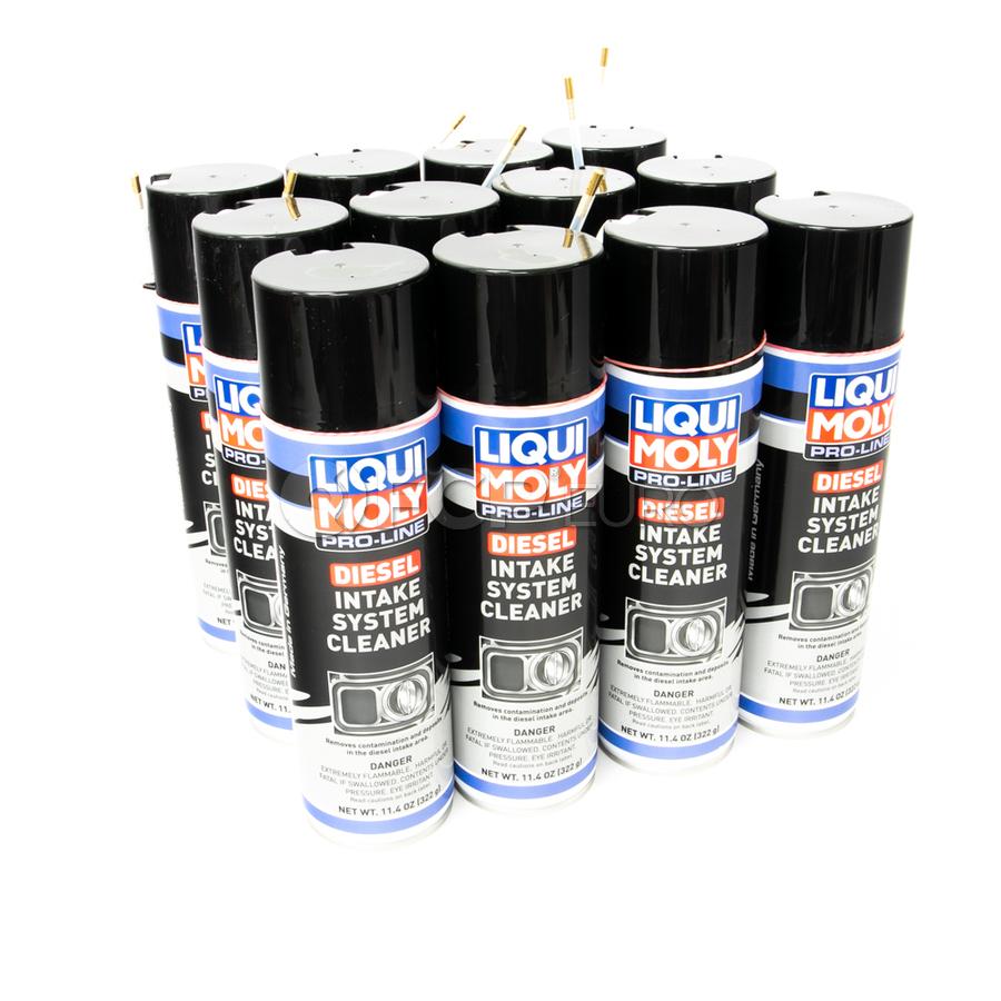 Pro-Line Diesel Intake System Cleaner (Case of 12) - Liqui Moly LM20208KT