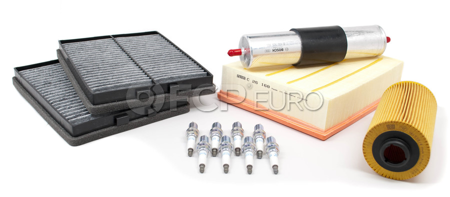 BMW Tune Up and Filters Kit - E39TUNEKIT5