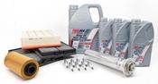 BMW Comprehensive Maintenance Kit with Oil - E39TUNEKIT6-Oil