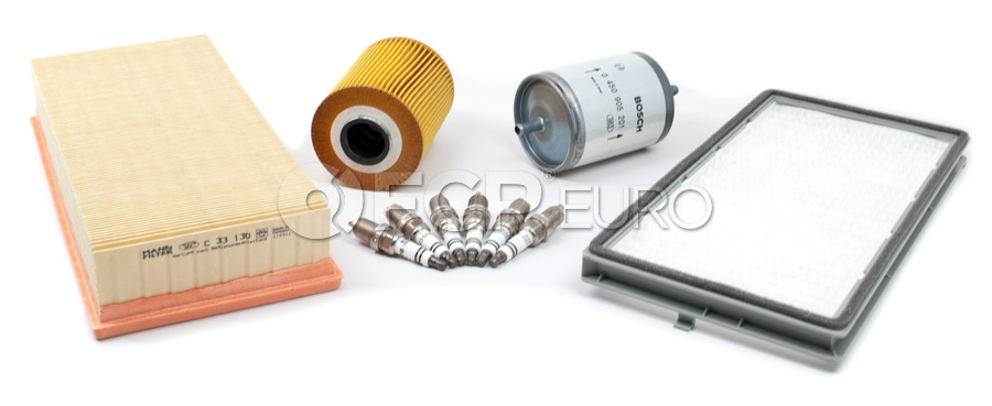 BMW Tune Up and Filters Kit - E34TUNEKIT2