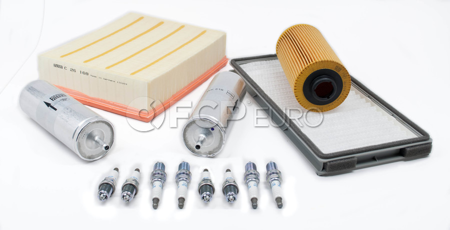 BMW Tune Up and Filters Kit - E34TUNEKIT3