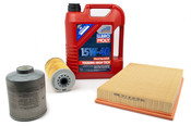BMW Filters Kit with Oil - E28TUNEKIT1-Oil