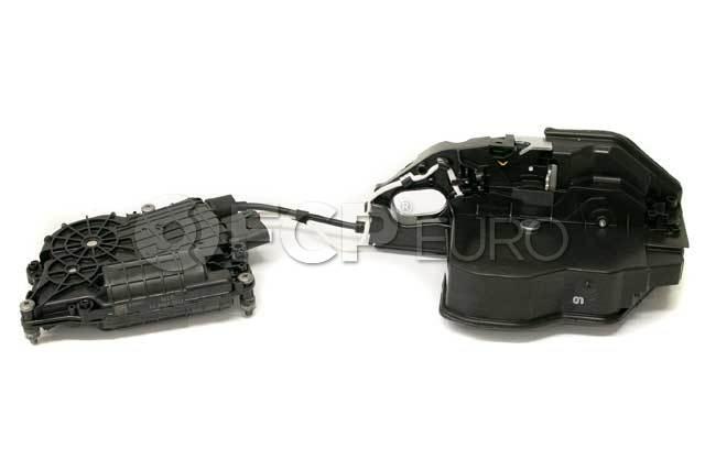 BMW Door Lock Actuator Motor Front Right - Vemo 51217185692