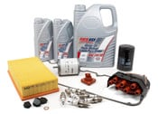 BMW Tune Up and Filters Kit with Oil - E30TUNEKIT5-Oil