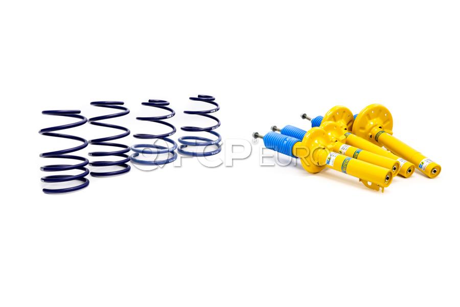 Porsche Strut and Coil Spring Kit - Bilstein B8 Performance Plus/H&R 35122203KT