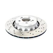 BMW Brake Disc - VNE 34212284812