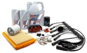 BMW Complete Tune Up and Filters Kit with Oil - E30TUNEKIT3-Full