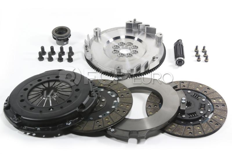 BMW MS Twin Disc Clutch Kit With Flywheel - DKM MS-006-005