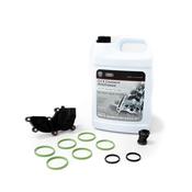 Audi Thermostat Kit - Rein 06E121111ALKT3