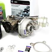 Audi K03 Turbocharger Kit - Borg Warner 078145701SKT4