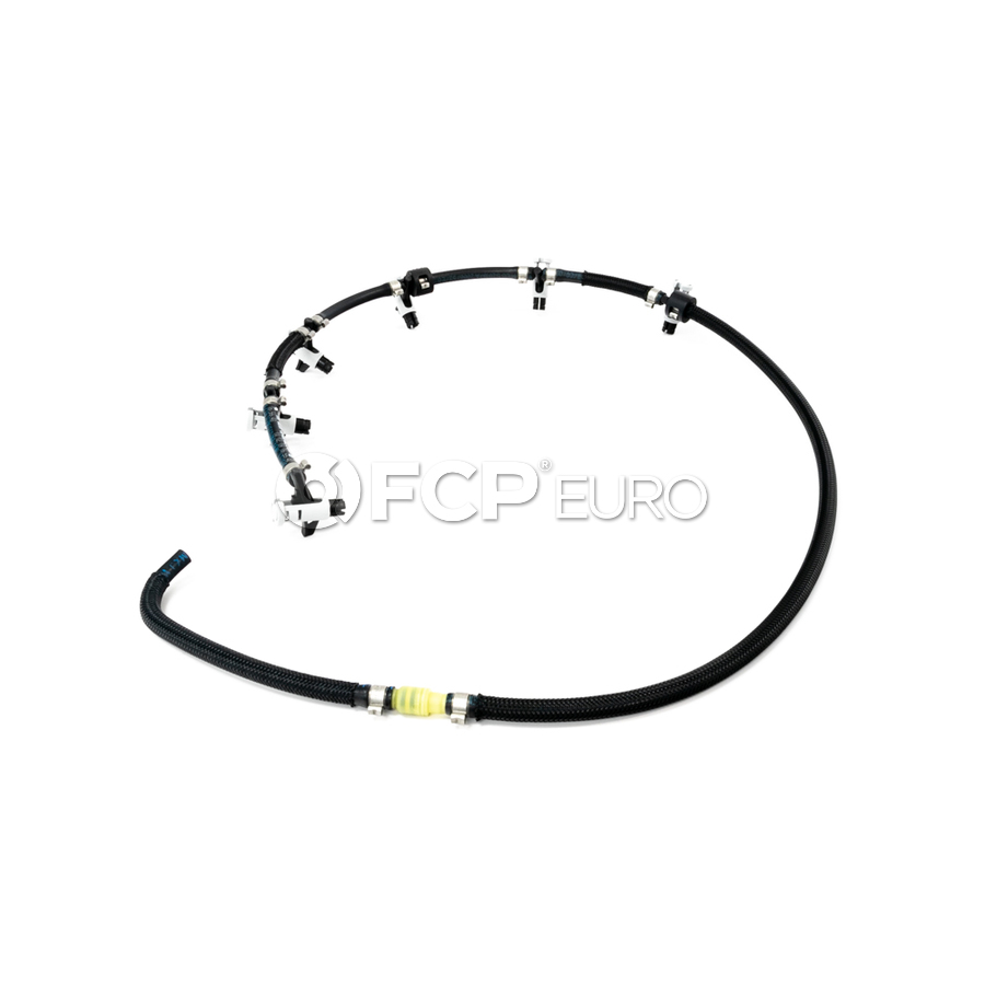 BMW Overflow Oil Line - Genuine BMW 13537799869