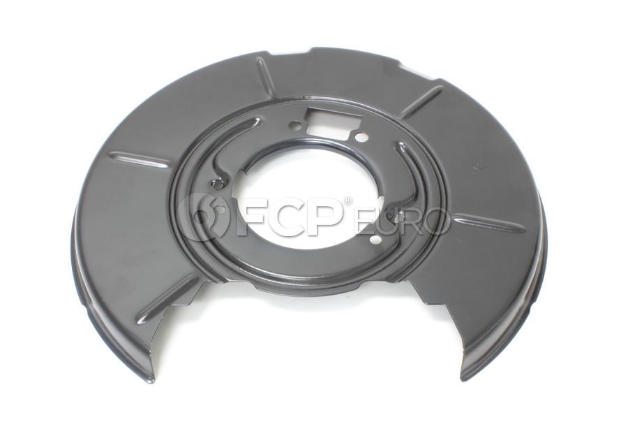 BMW Parking Brake Backing Plate - Vaico 34211158991