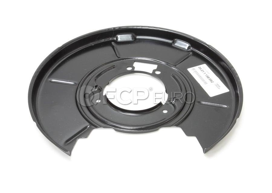 BMW Parking Brake Backing Plate - Vaico 34211158992