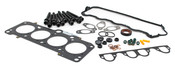 VW Cylinder Head Gasket Kit with Head Bolts TDI - Reinz TDIAHUHEADSET