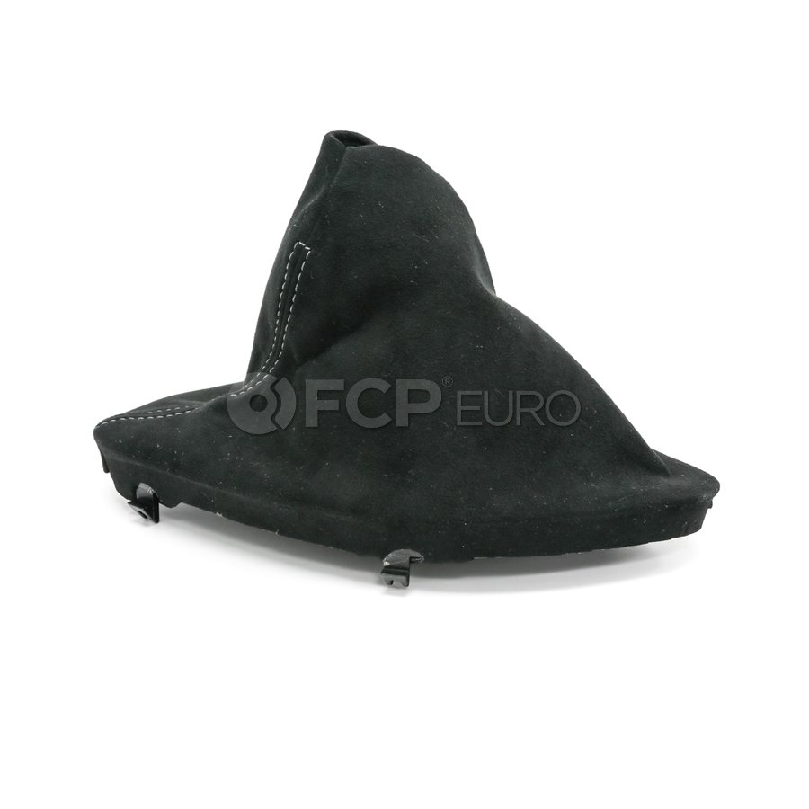 BMW Gaiter Performance Gearshift Boot (Alcantara) - Genuine BMW 25110435848
